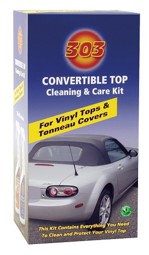 Convertible Top Care Kit - Vinyl