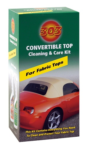 Convertible Top Care Kit - Fabric