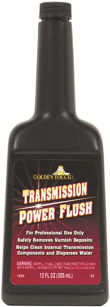 Transmission Power Flush