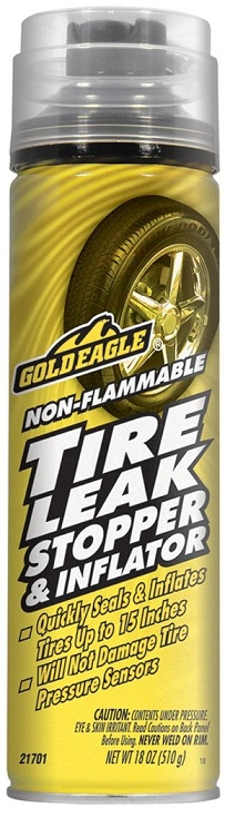 Non-Flammable Tire Inflator  15´