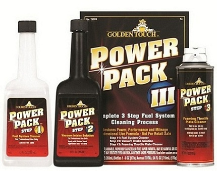 Power pack III