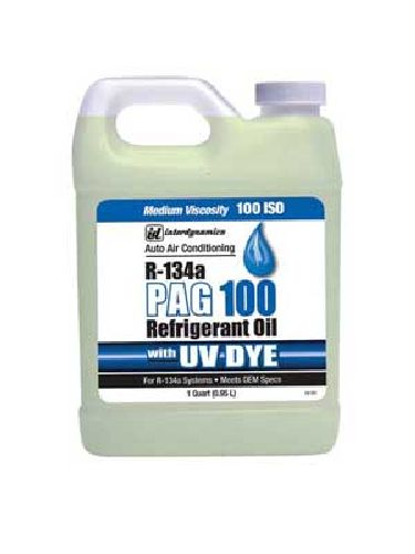 PAG Oil Medium Viscosity with UV Dye