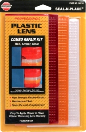 Plastic Lens Repair Kit SUV